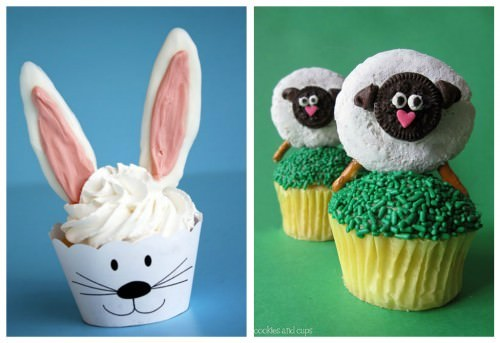 Easter Cupcake Recipes