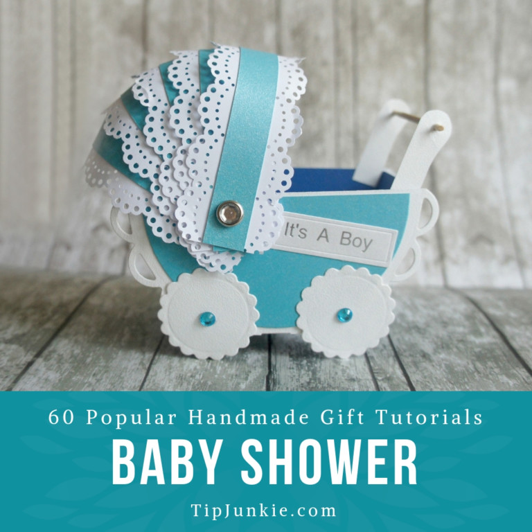 60 Popular Baby Shower Homemade Presents Tip Junkie