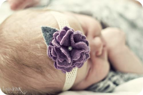 Baby Hair Bow Patterns