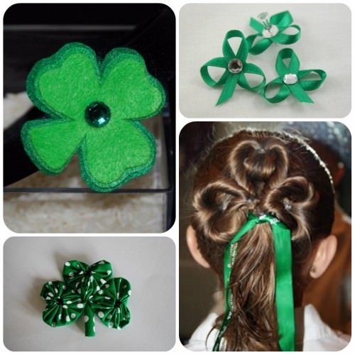 St. Patricks Day Hair Accessories