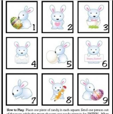 18 easter egg hunt and activities for easter sunday tip junkie 3 negle Gallery
