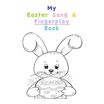 Easter Song and Finger Play book
