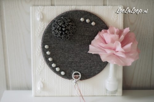 DIY Lovely Pinboard {Jewelry}