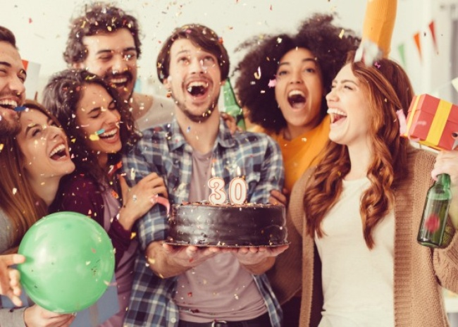 24 Best Adult Birthay Party Ideas