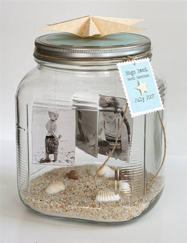 How to Create Memories in a Jar