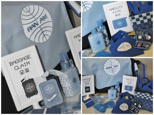 Pan Am Party Party Theme Ideas for Adults