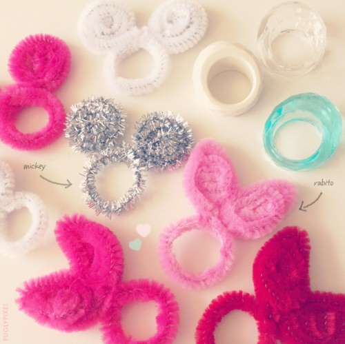 Pipe Cleaner Rings