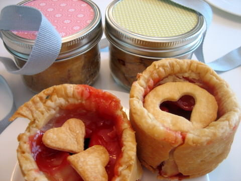 How to Make a Pie in a Jar