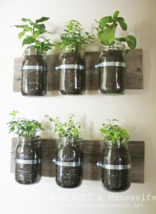 Fabulous Mason Jar Craft Ideas