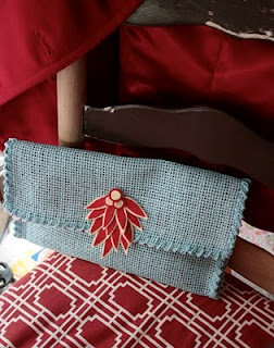 Placemat Clutch Tutorial