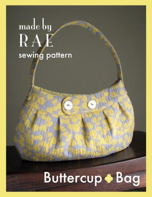 Buttercup Bag Free Purse Patterns