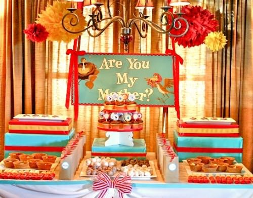 Are You My Mother? Book Birthday Party
