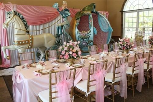Disney Cinderella Birthday Party