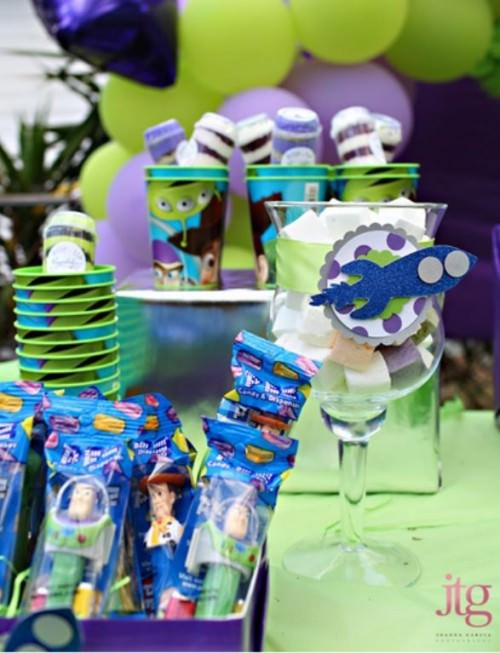 Disney Toy Story Birthday Party