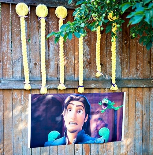Disney Tangled Birthday Party