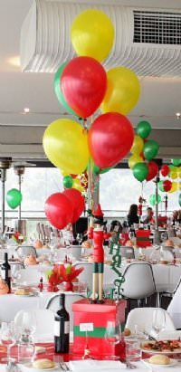 Pinocchio Birthday Party Centerpiece