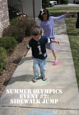 Host Your Own Backyard Summer Olympics Activities