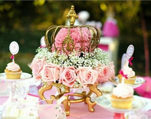 A Fairytale Princess Birthday Party