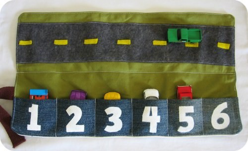 DIY Gifts: Sew a Car Caddy