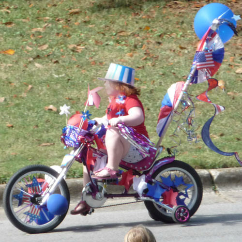 4th of July Neighborhood Bike Parade