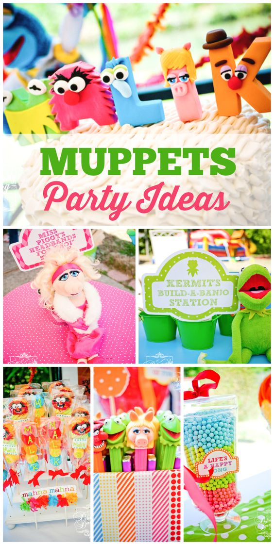 muppet show party
