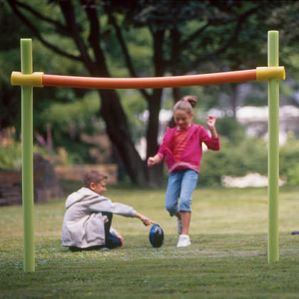 How to make a Backyard Goalpost
