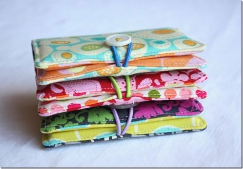 Business Card Holder {Sewing}