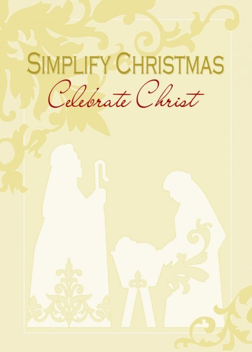Nativity Christmas Printable