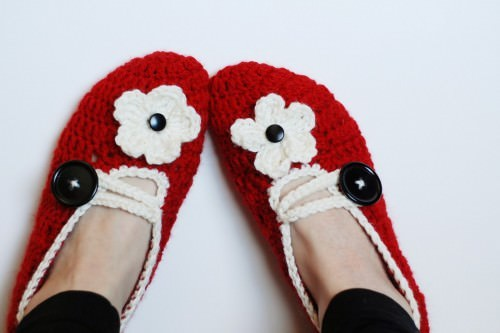 Slipper Pattern