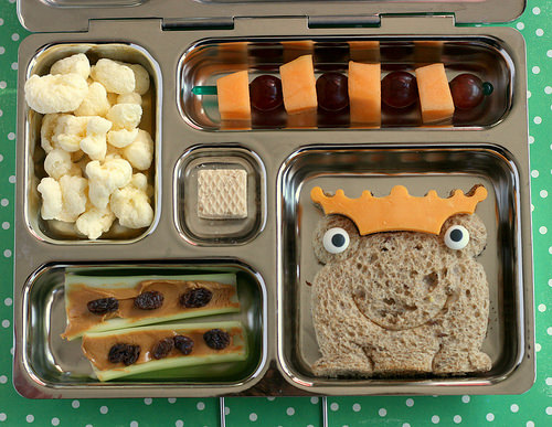 Frog Prince Lunch