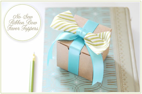 How to Make a Bow out of Ribbon