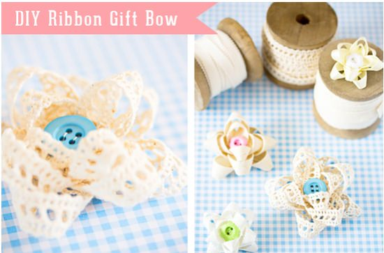 15 How To Make A Bow Gift Topper Tutorials Tip Junkie
