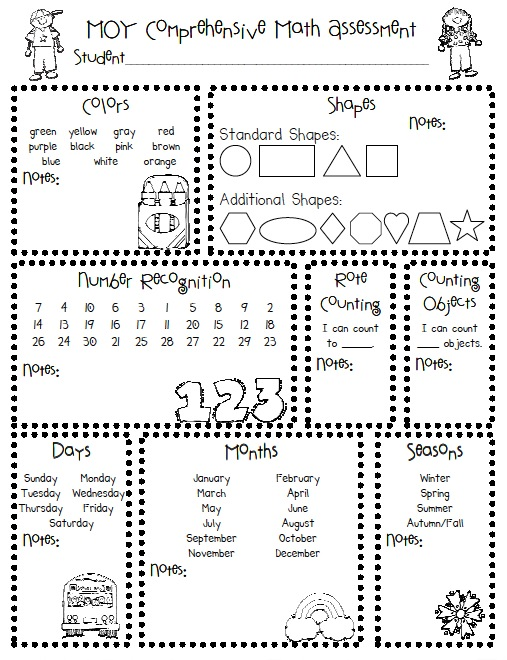 14 Kindergarten Readiness Activities And Printables Tip