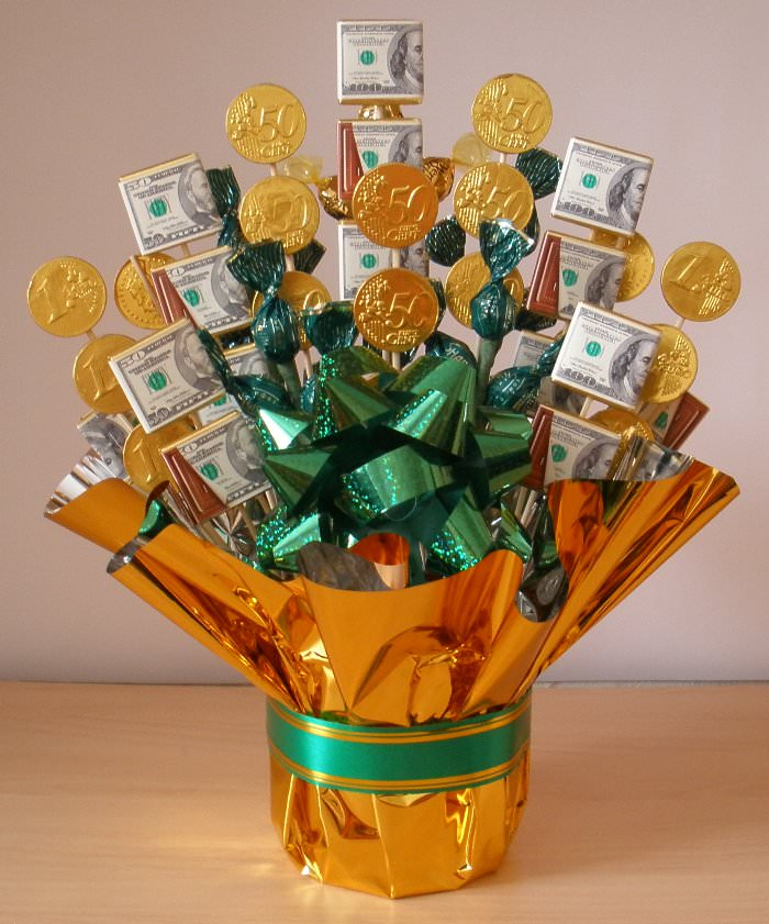 money_candy_bouquet