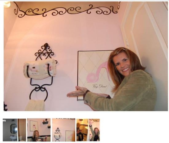 How-To Create a Paris Themed Powder Room on TipJunkie.com