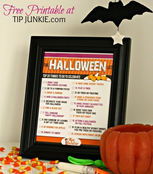 20 Spooky Things to Do for Halloween   Tip Junkie