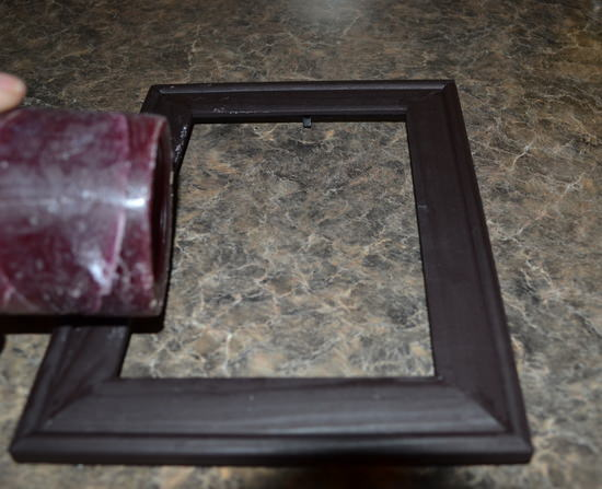 Easy DIY Shabby Chic Picture Frame Tutorial | Tip Junkie