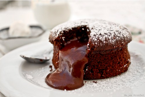 How to Make Chocolate Molten Cake