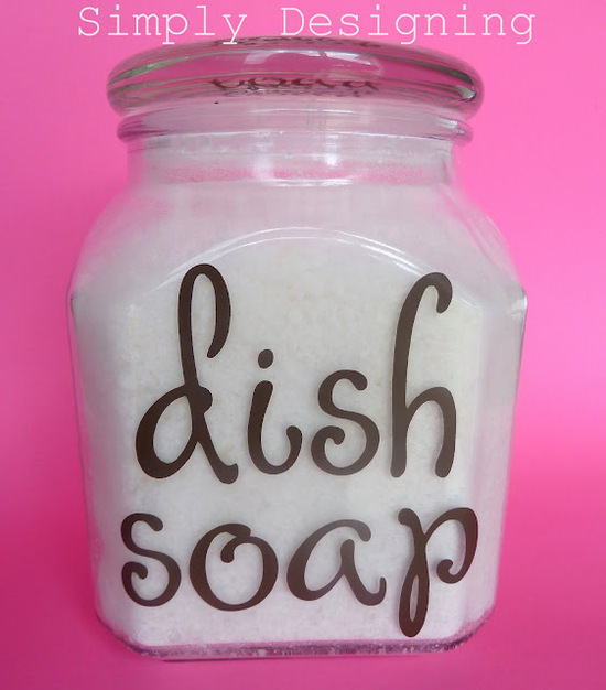How to Make Dishwasher Soap
