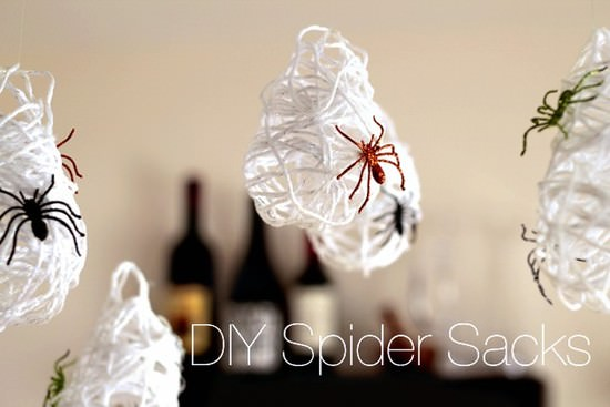 Spider Web Craft