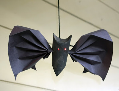 18 Crafty Halloween Bat Templates | Tip Junkie