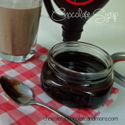 Make Chocolate Sauce
