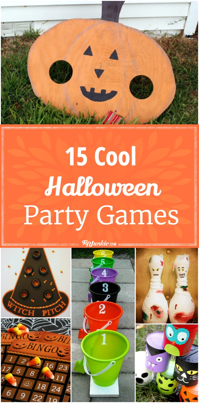 15 Cool Halloween Party Games