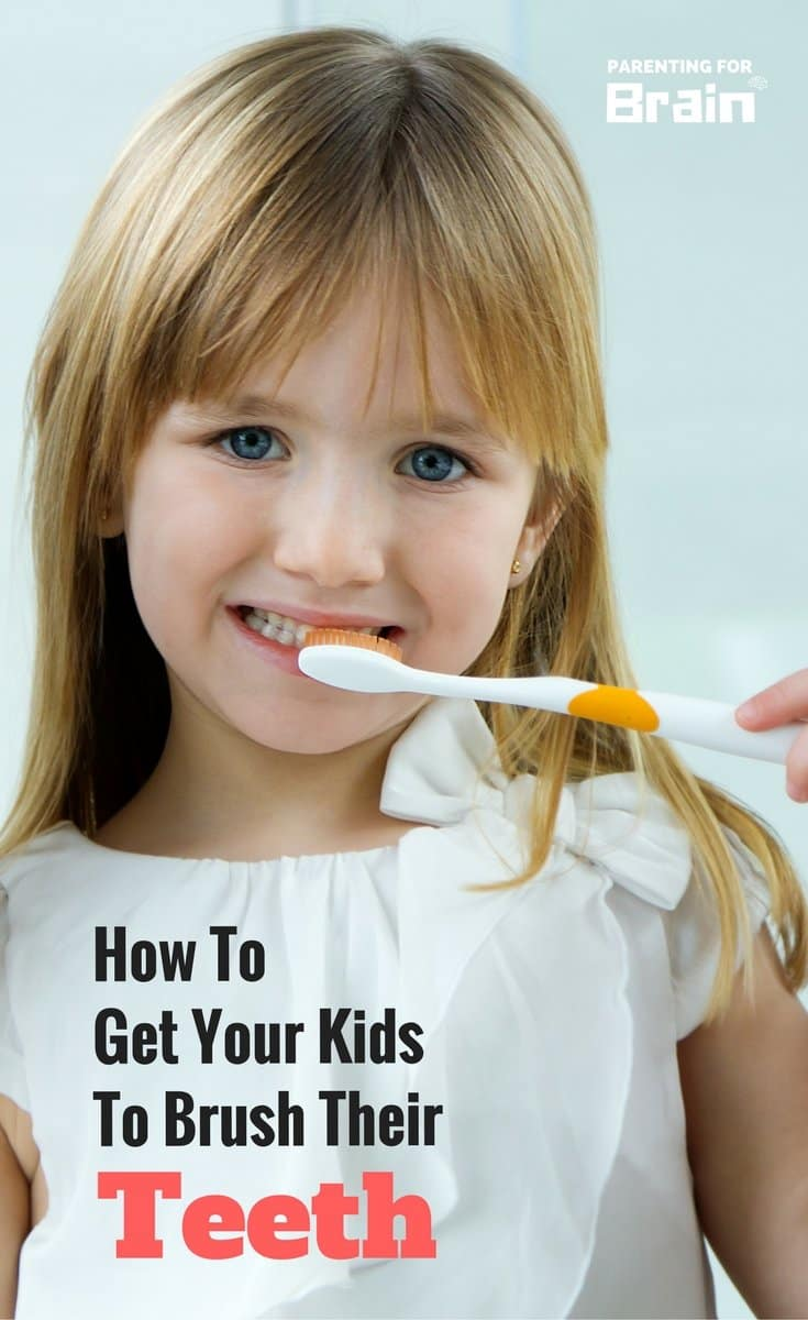 4 Tips On How To Get Your Kids To Brush Their Teeth