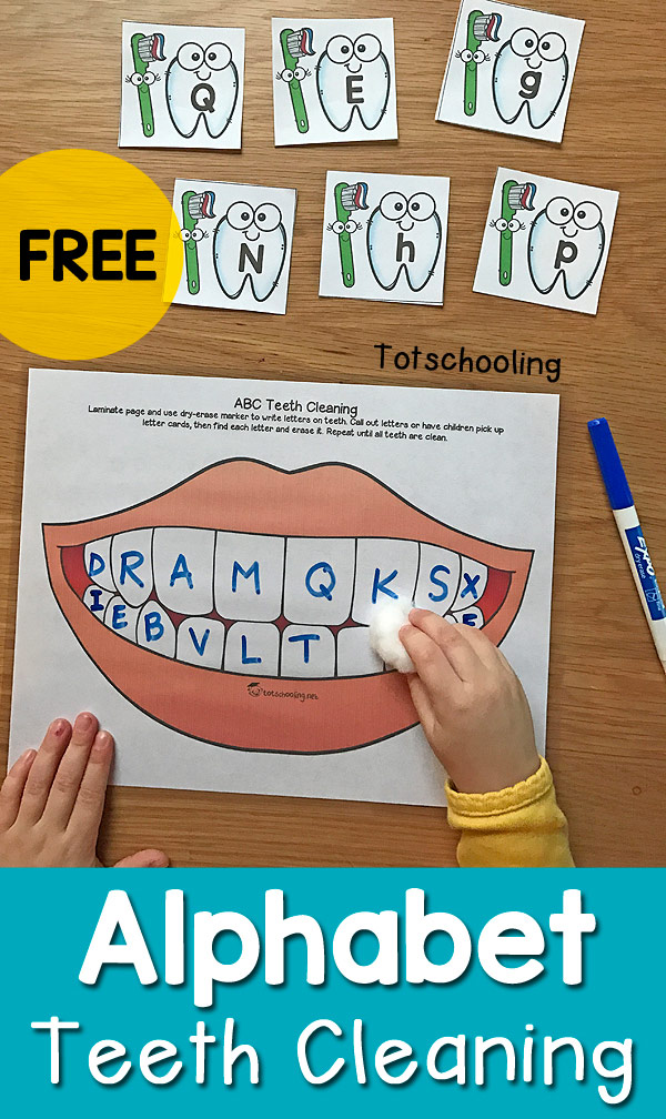 Alphabet-Teeth-Cleaning-Activity-for-Toddlers