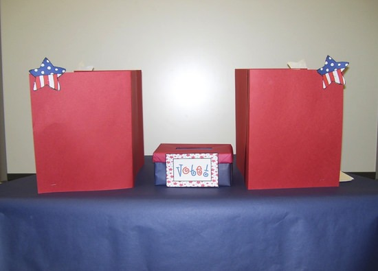 11 Election Day Activities for Kids – Tip Junkie