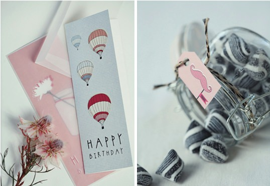 Birthday Tag Printables