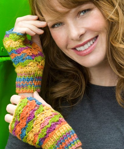 10 Fingerless Glove Pattern To Crochet Tip Junkie