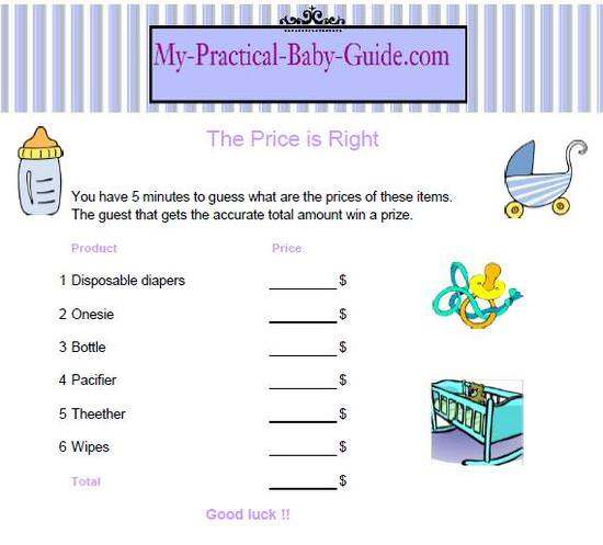 baby-shower-game-the-price-is-right