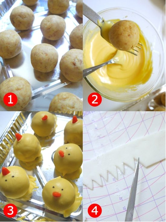 How To Make Cake Pops Without Cream Cheese